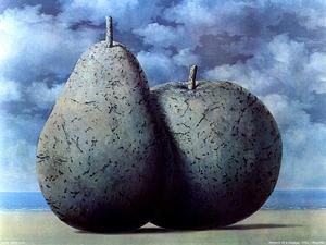 Rene Magritte - Memory Of A Voyage
