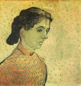 Vincent Van Gogh - Little Arlesienne, The