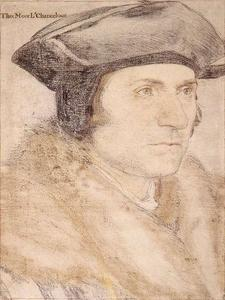 Hans Holbein The Younger - Sir Thomas More1