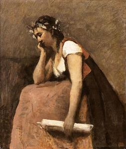 Jean Baptiste Camille Corot - Poetry