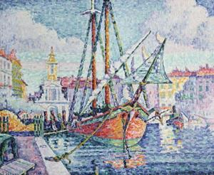 Paul Signac - The Port