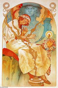 Alphonse Maria Mucha - The Slav Epic