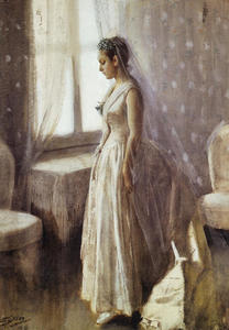 Anders Leonard Zorn - Bruden (The Bride)