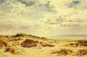 Benjamin Williams Leader - Morning On The Sussex Coast
