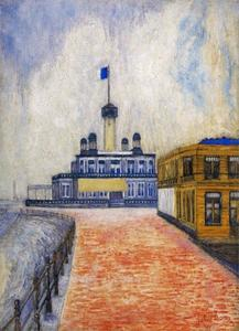 James Ensor - Cercle du phare et restaurant