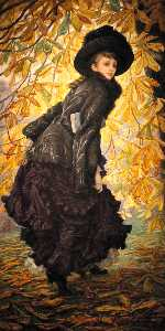 James Jacques Joseph Tissot - October
