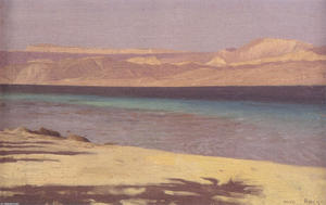 Jean Léon Gérôme - The Red Sea
