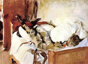 John Singer Sargent - In Switzerland