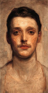 John Singer Sargent - Study of a Young Man