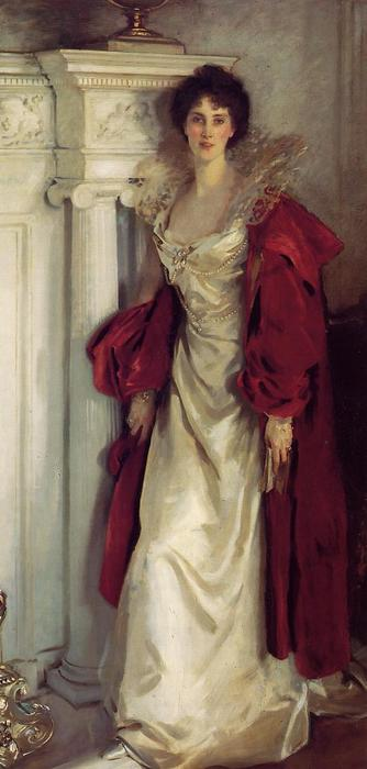 famous painting Winifred, Duchess of Portland of John Singer Sargent