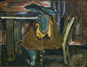 Mark Rothko (Marcus Rothkowitz) - Woman Sewing