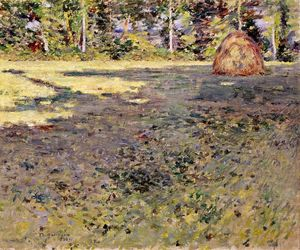 Theodore Robinson - Afternoon Shadows