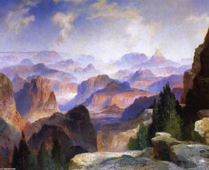 Thomas Moran - Grand Canyon 1
