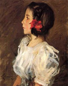 William Merritt Chase - Dorothy