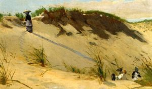 Winslow Homer - The Sand Dune