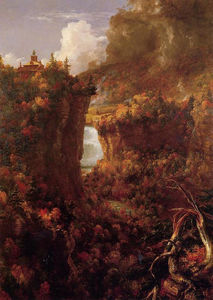 Thomas Cole - Portage Falls on the Genesee