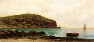 Alfred Thompson Bricher - Coastal View 1