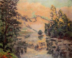 Jean Baptiste Armand Guillaumin - Landscape - the Creuse