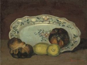 Jean Baptiste Armand Guillaumin - Nature morte 1