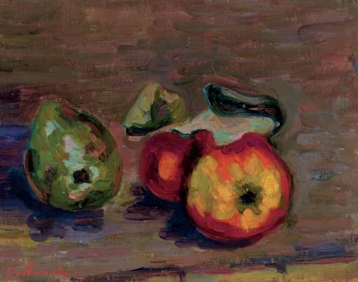famous painting Nature morte of Jean Baptiste Armand Guillaumin