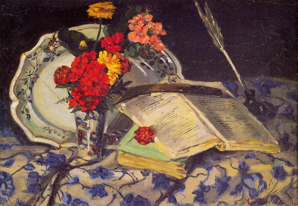 famous painting Still Life of Jean Baptiste Armand Guillaumin