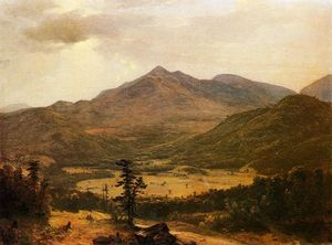 Asher Brown Durand - Adirondacks
