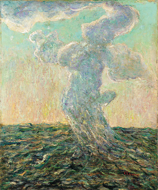 famous painting Realization of Ernest Lawson