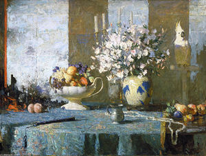 Frank Weston Benson - Still Life