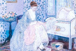 Frederick Carl Frieseke - Peace