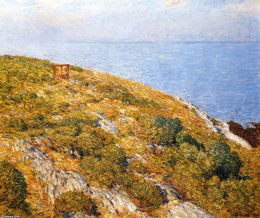 famous painting Isles of Shoals 3 of Frederick Childe Hassam