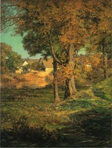 John Ottis Adams - Thornberry's Pasture Brooklyn, Indiana