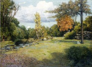 Julian Alden Weir - Autumn Days