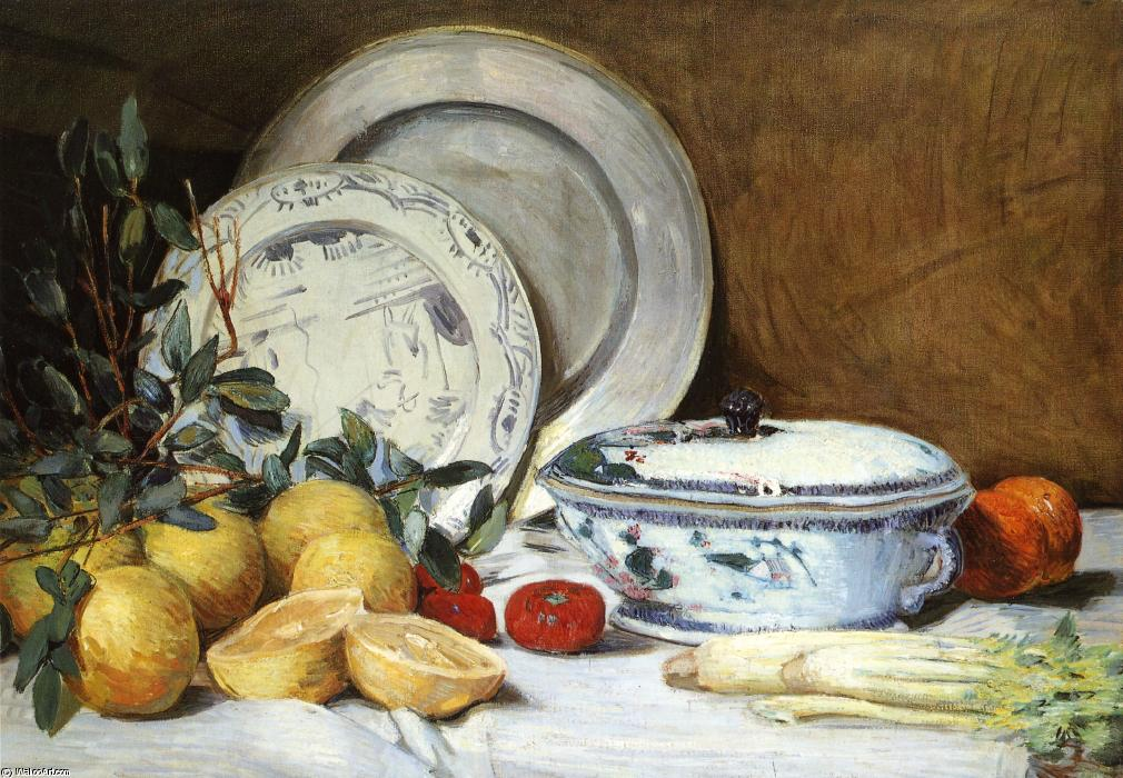 famous painting Still Life of Julian Alden Weir