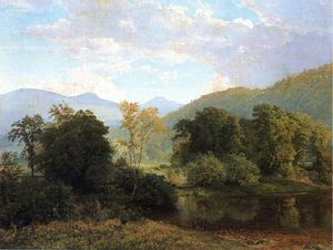 William Trost Richards - Deleware Valley