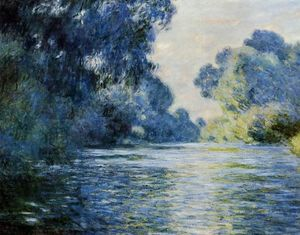 Claude Monet - Arm of the Seine at Giverny