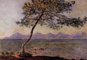 Claude Monet - At Cap d'Antibes