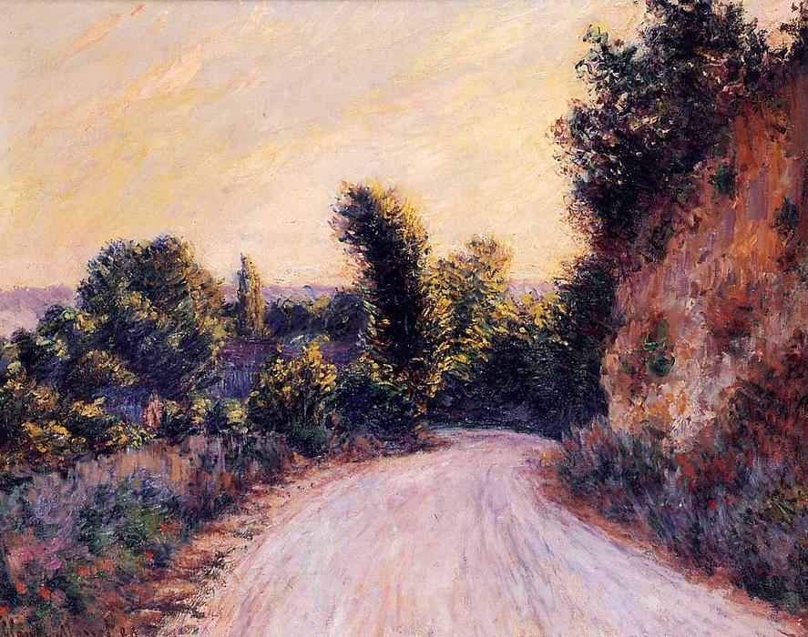 famous painting Path of Claude Monet