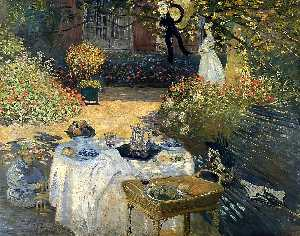 Claude Monet - The Luncheon 1