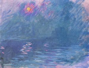 Claude Monet - Waterloo Bridge 1
