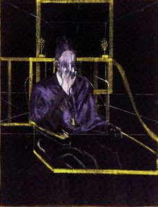 Francis Bacon - Study for Portrait IV