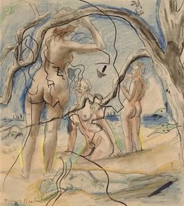 Francis Picabia - Baigneuses