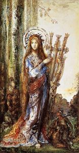 Gustave Moreau - Satyrs