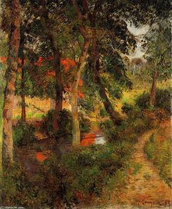Paul Gauguin - Pere Jean's Path