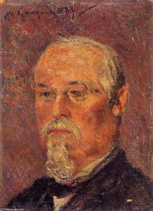Paul Gauguin - Portrait of Philibert Favre