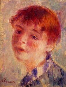 Pierre-Auguste Renoir - Margot