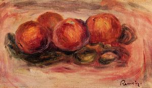 Pierre-Auguste Renoir - Peaches and Almonds