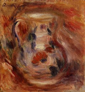 Pierre-Auguste Renoir - Pitcher 1