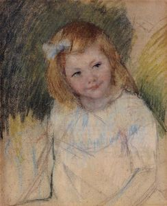 Pierre-Auguste Renoir - Sara Looking to the Right