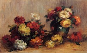 Pierre-Auguste Renoir - Sprays of Flowers