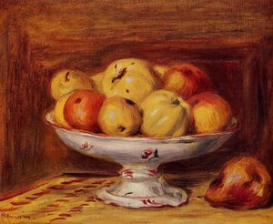 Pierre-Auguste Renoir - Still Life with Apples and Pears